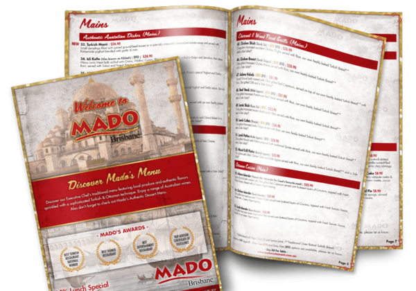 Mado Turkish Restaurant
