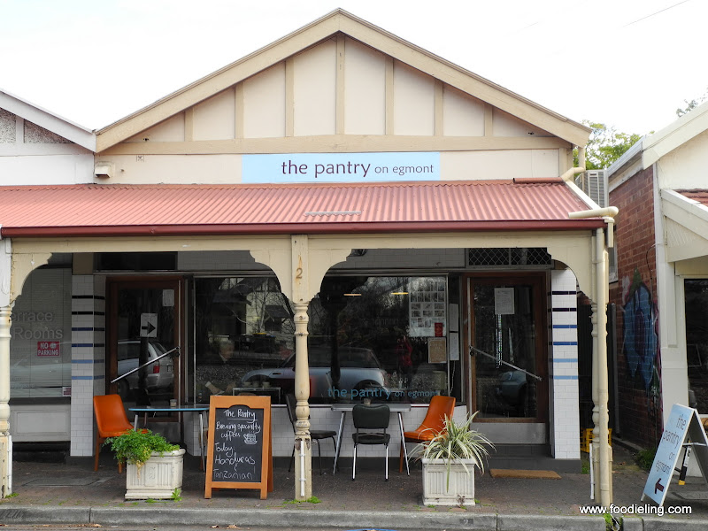 The Pantry on Egmont