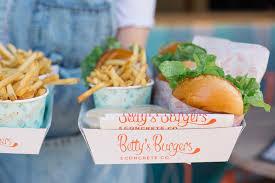 Betty's Burgers & Concrete