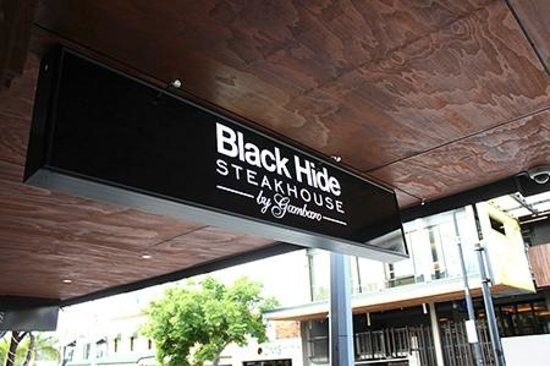 Black Hide Steakhouse
