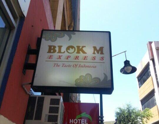 Blok M Express