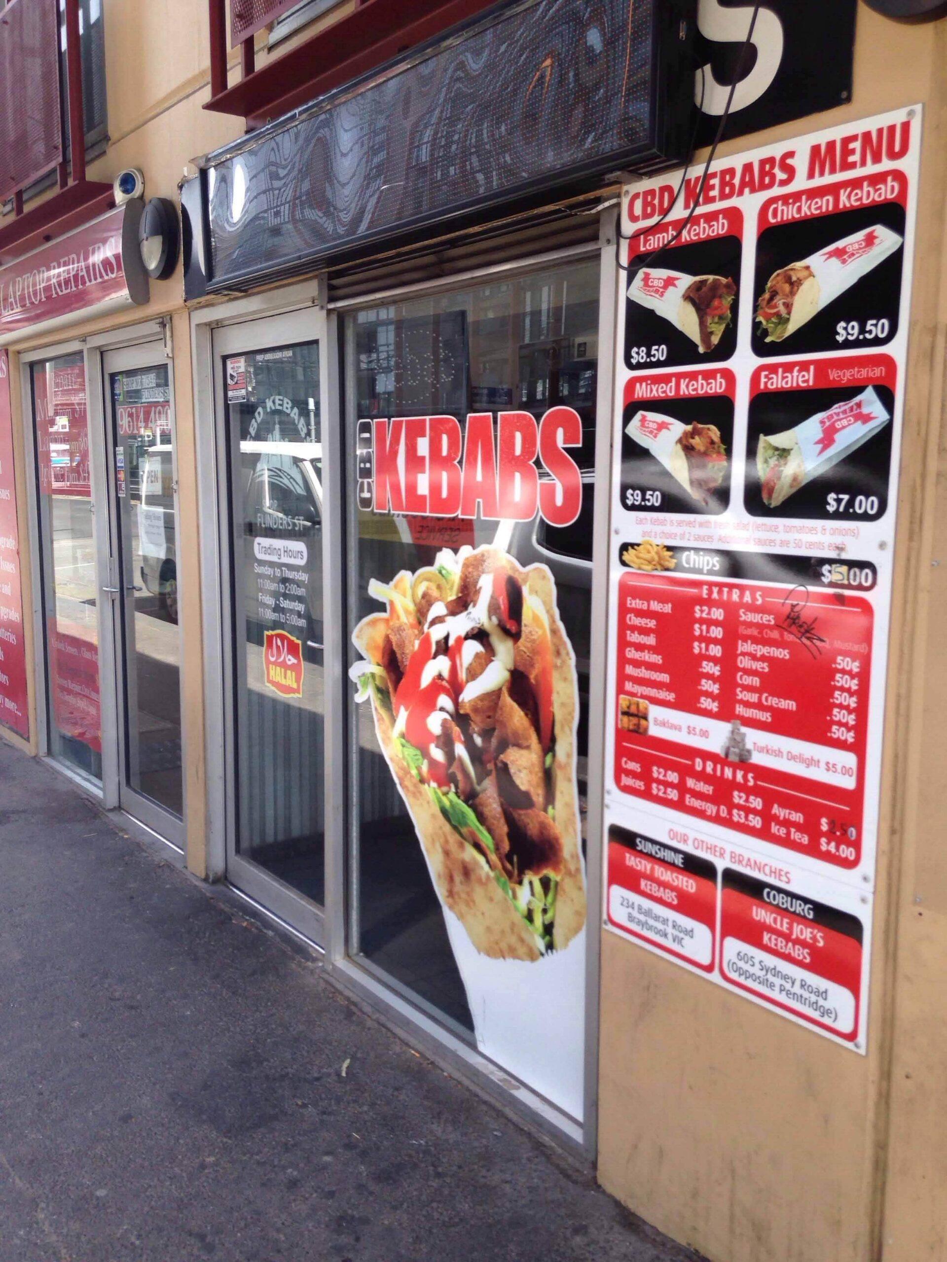 CBD Kebabs