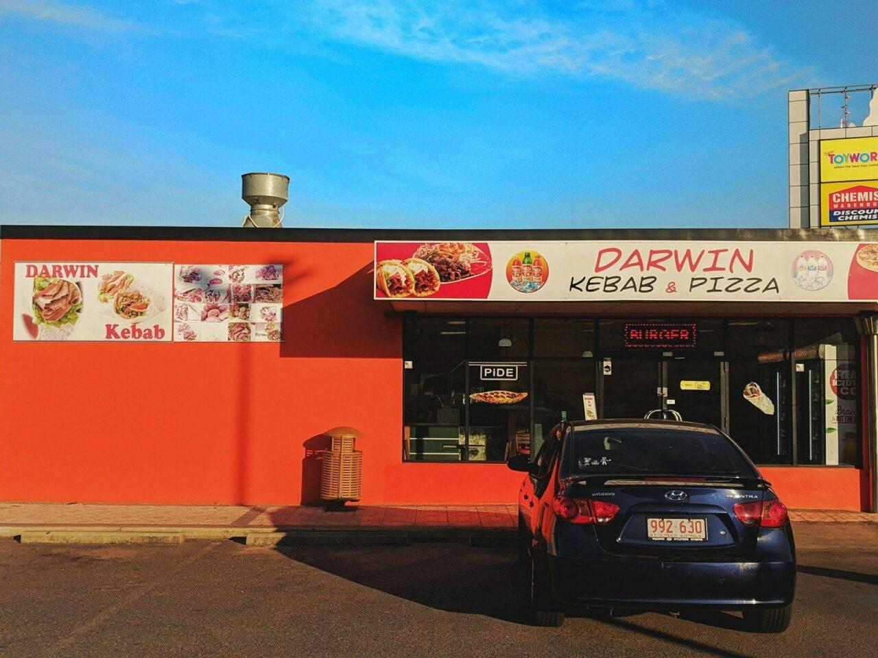 Darwin Kebab and Pizza