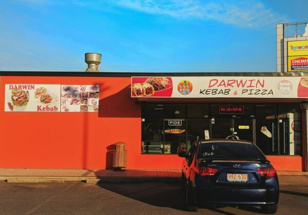 Darwin Kebab and Pizza