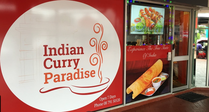 Indian Curry Paradise