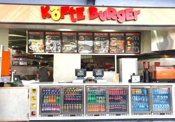 Kofte Burger