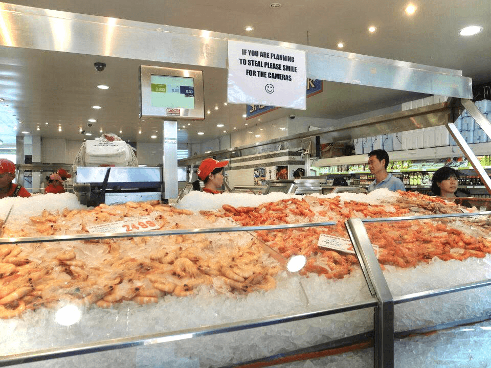What I love about Sydney Fish Market
