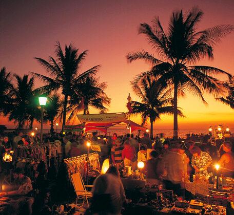 Mindil Beach dan Sunset Market