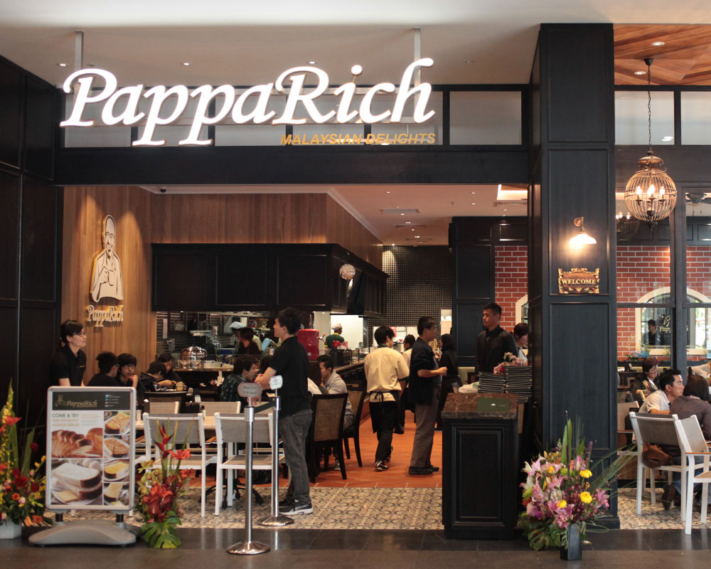 PappaRich Canberra