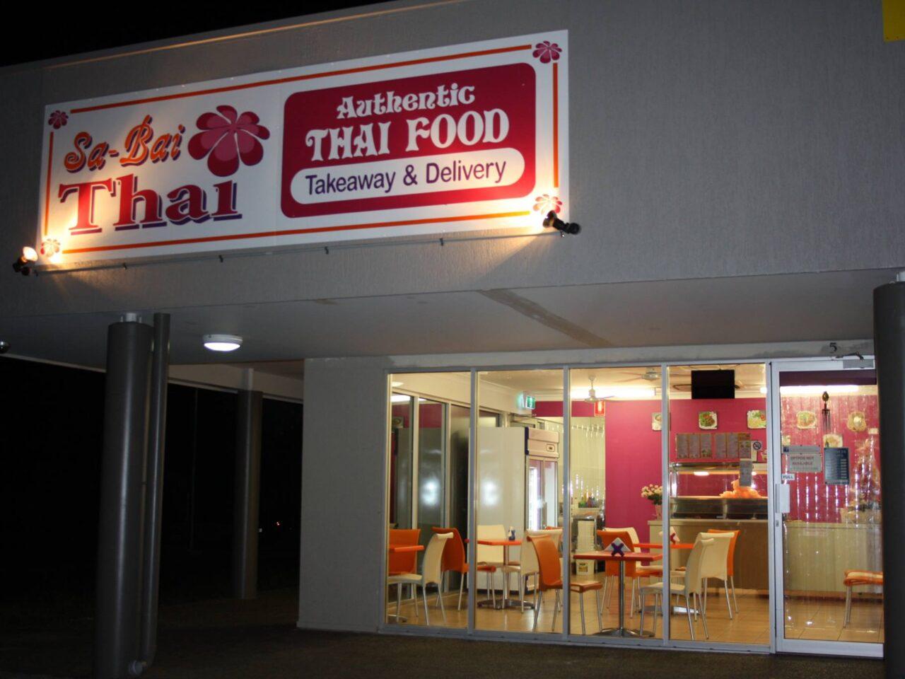 Sa - Bai Thai Takeaway Darwin
