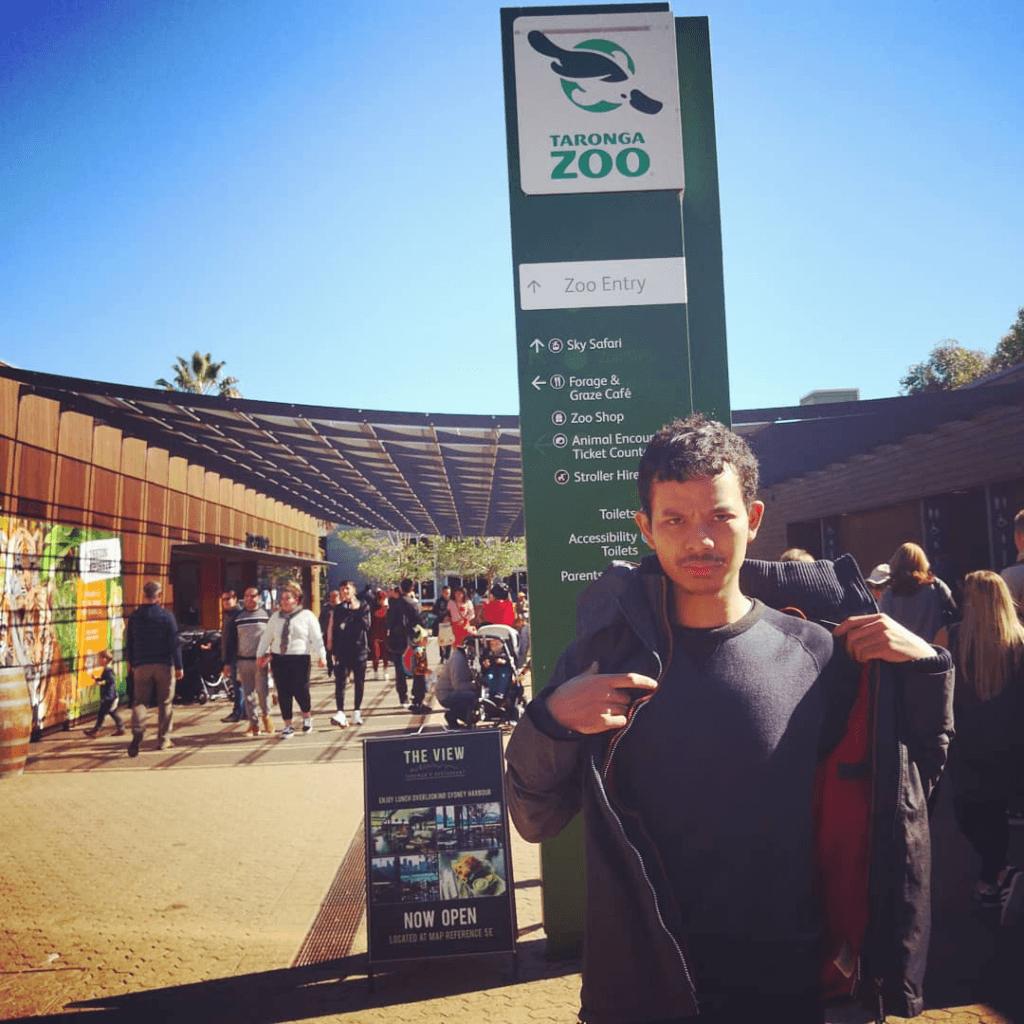 Berjumpa dengan Hewan-Hewan Asli Australia di Taronga Zoo, Sydney