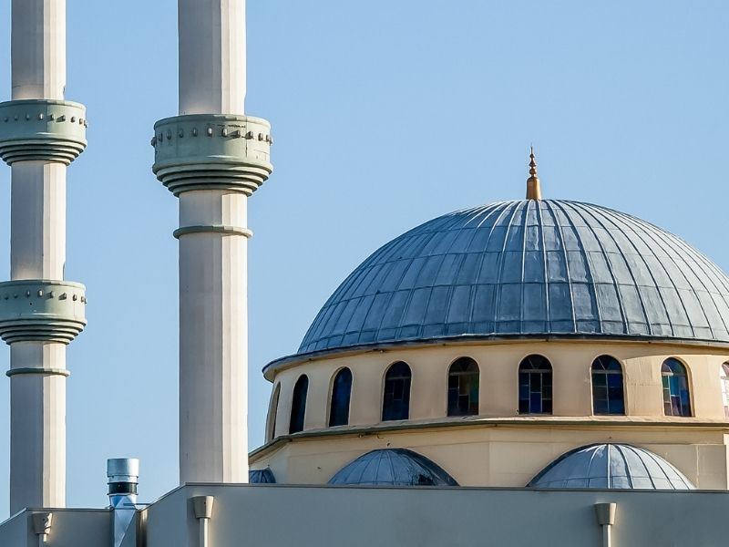 Megahnya Masjid Masjid Besar di Australia