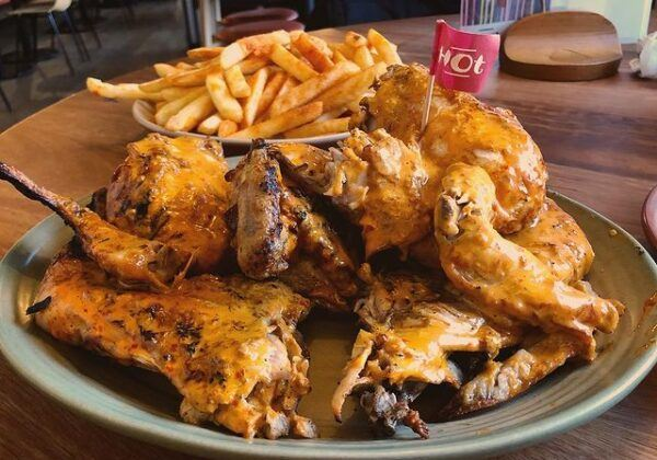 Nando's North Hobart Tasmania - the Famous PERi-PERi Chicken