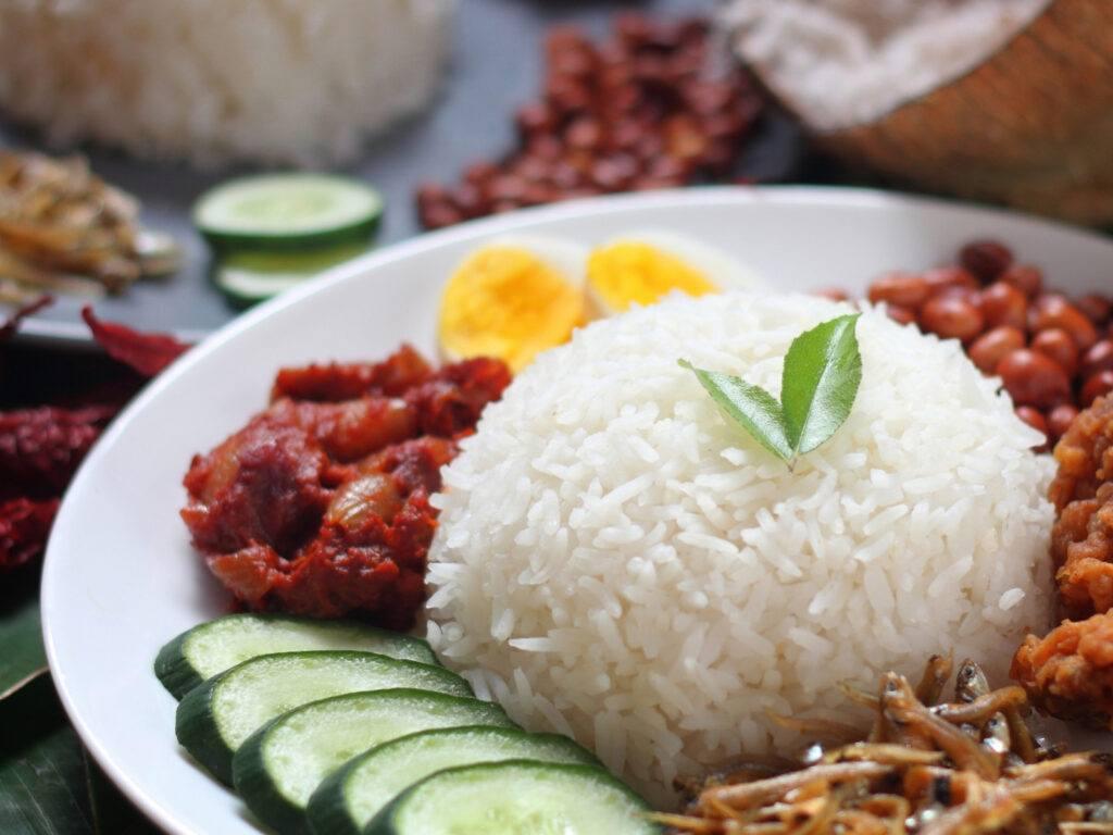 nasi lemak halal di adelaide