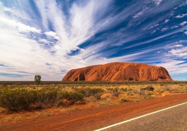 Peta Benua Australia: Menjelajah Uluru - Kata Tjuta National Park, 2 Tempat Paling Spektakular di Tengah Benua Australia