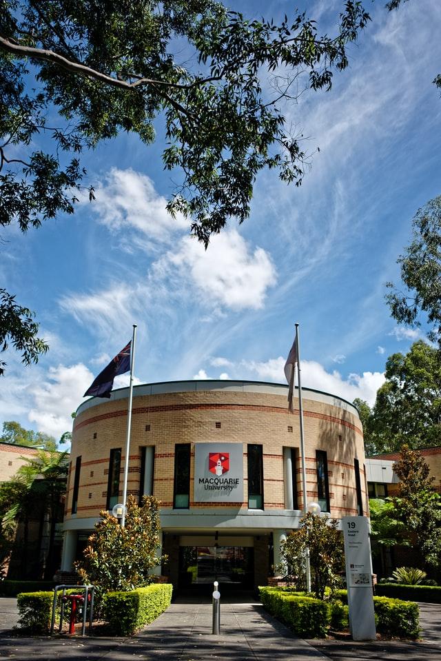 Kampus Universitas Macquarie