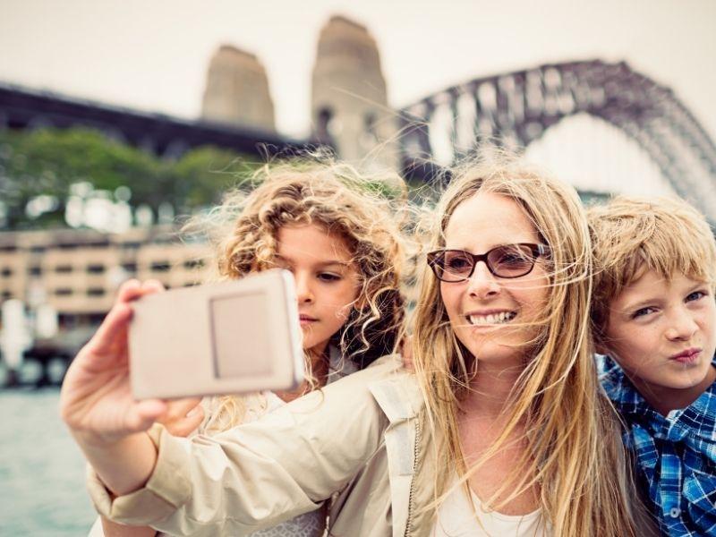Liburan ke Sydney Bersama Anak dan Keluarga