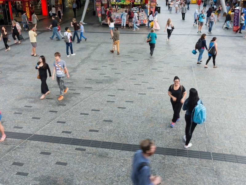queen street mall brisbane