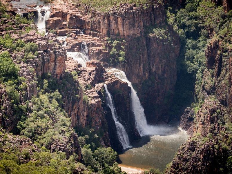 twin falls kakadu