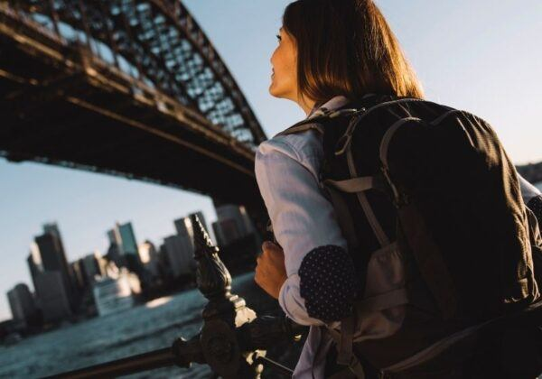 backpacker ke sydney