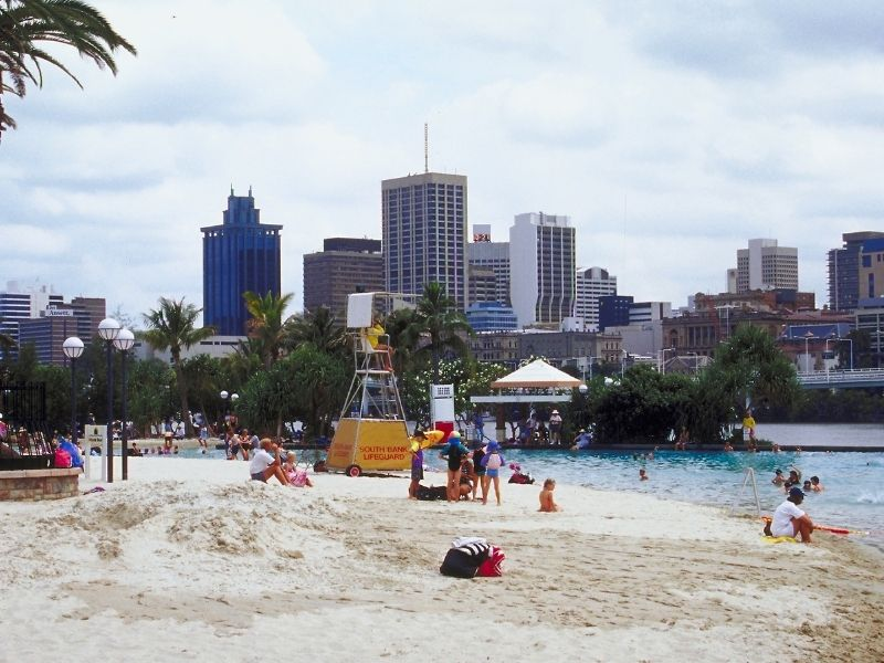 street beach brisbane