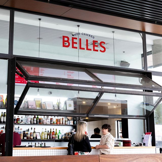 Belles Hot Chicken for Chicken Loving People in Sydney and Melbourne