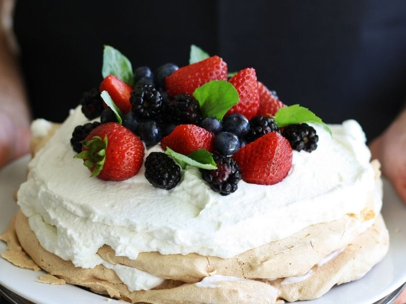 very easy pavlova recipe