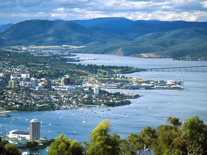 Wisata dan Belajar di Hobart