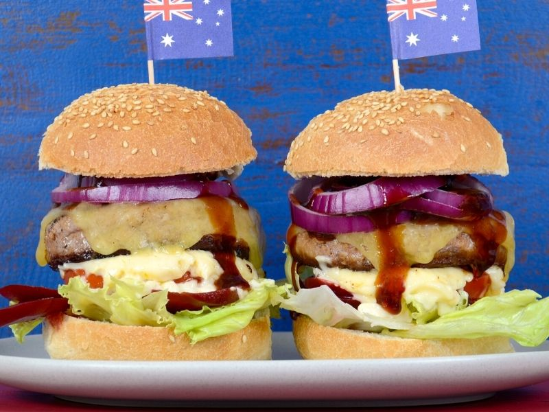 beetroot hamburger recipe