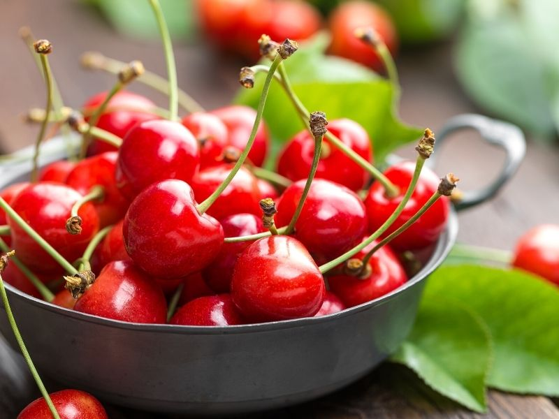 how to ripen cherries at home