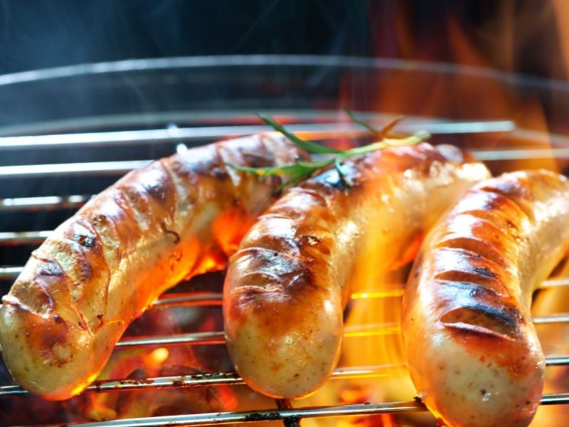 barbecued snags australia