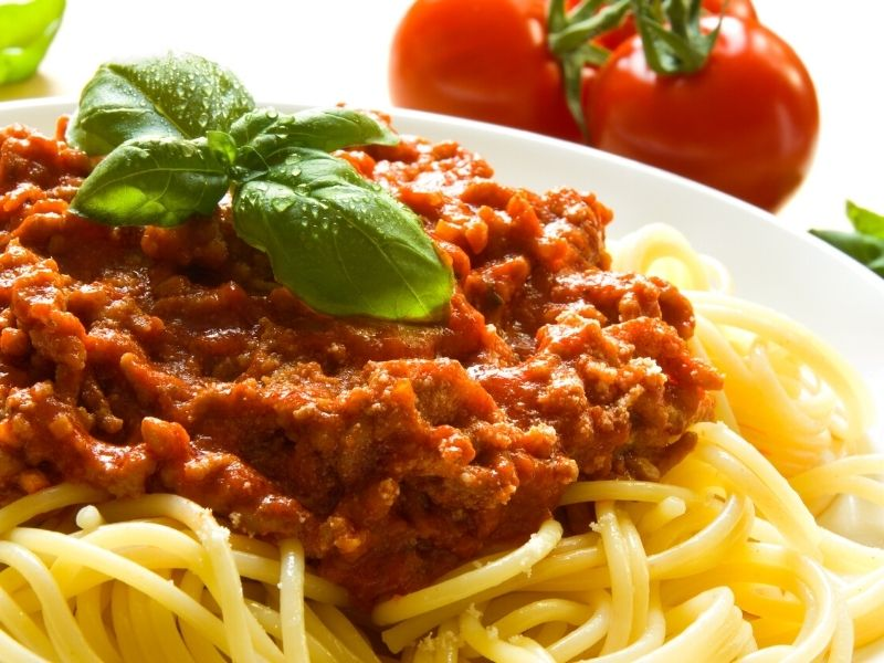 what is a spag bol
